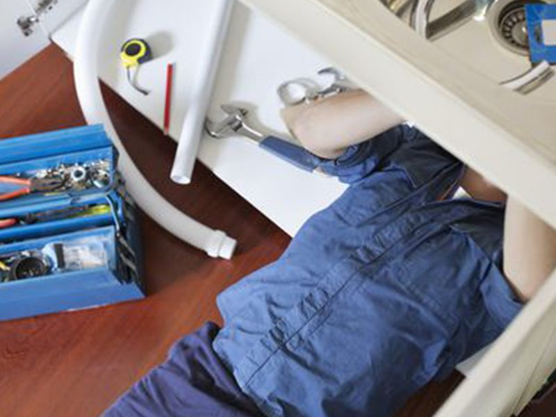 sink repair leak gilbert az